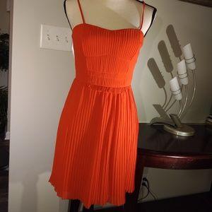 Nine West spaghetti strap mini dress